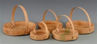 5 TN Pie Baskets, Mary Prater