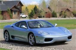 2001 Ferrari Modena 360 F1