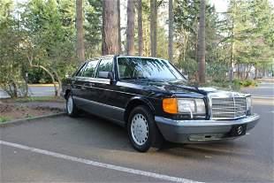 1987 Mercedes Benz 300 SDL