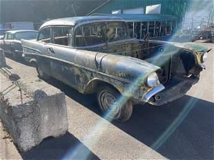 1957 Chevrolet 2 Dr