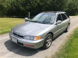 1997 Honda Accord Wagon RHD
