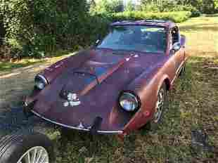 1969 Saab Sonnet
