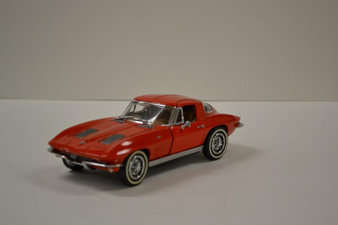 Diecast Models 1963 Chevrolet Corvette NO RESERVE