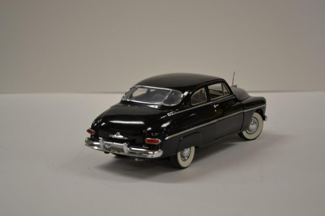Diecast Models 1949 Mercury Club Coupe NO RESERVE