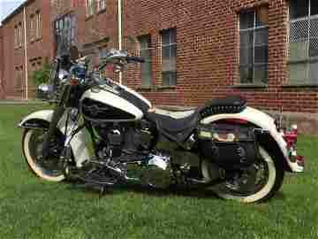 1993 Harley Davidson FLSTN