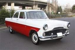 1960 Ford Zodiac- NO RESERVE