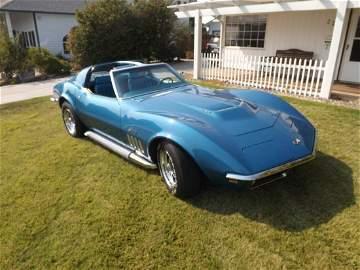 1969 Corvette T-Top Stingray