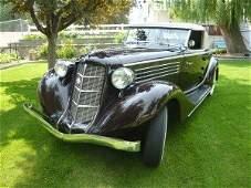 1935 Auburn 851 Roadster