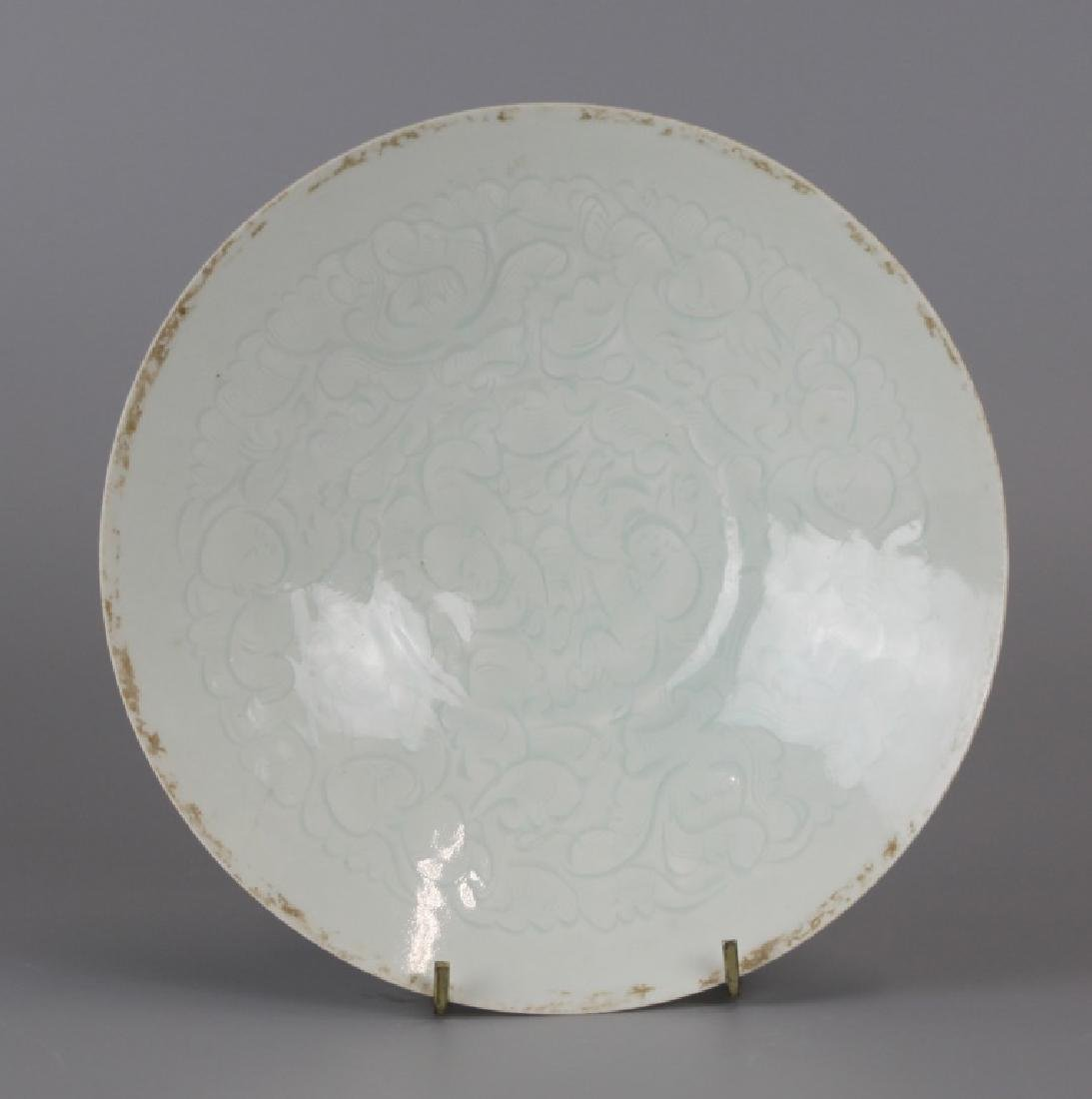 Chinese dingyao style porcelain bowl