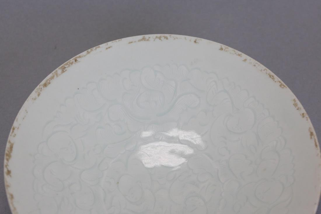 Chinese dingyao style porcelain bowl - 3