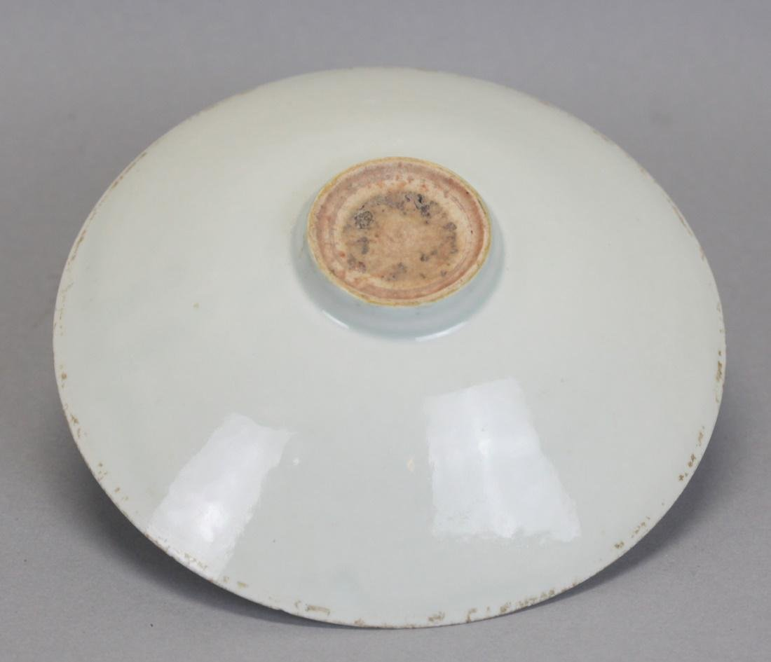 Chinese dingyao style porcelain bowl - 5