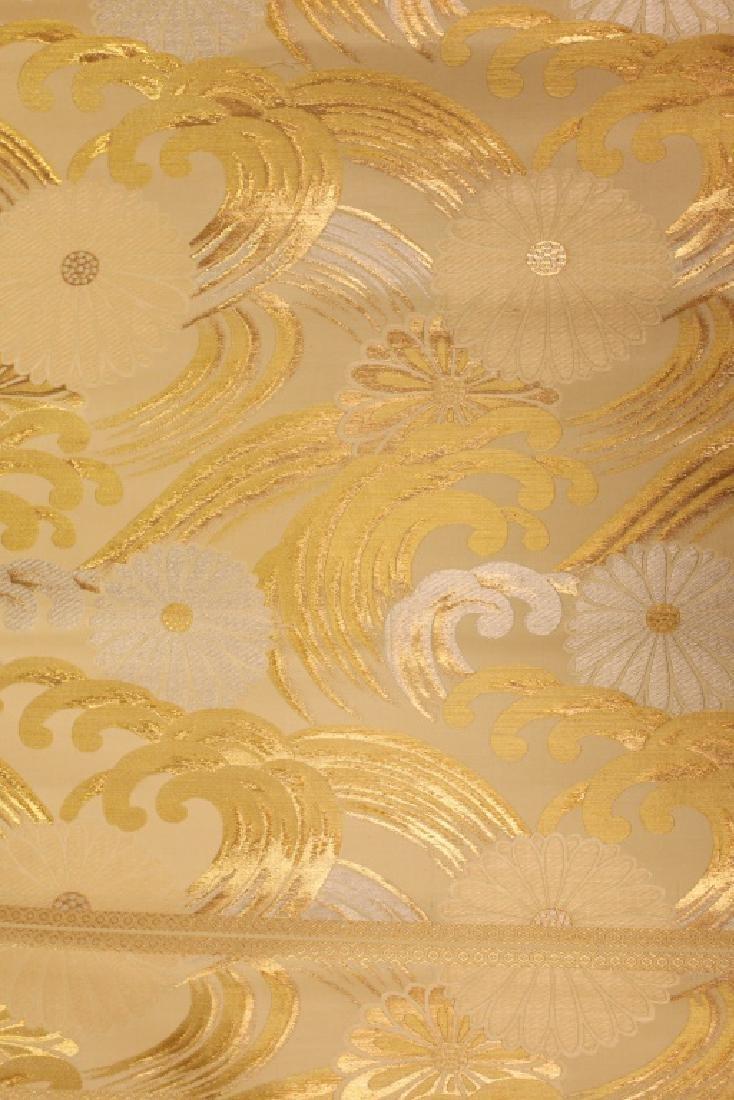 Chinese brocade fabric, 19th c. - 2