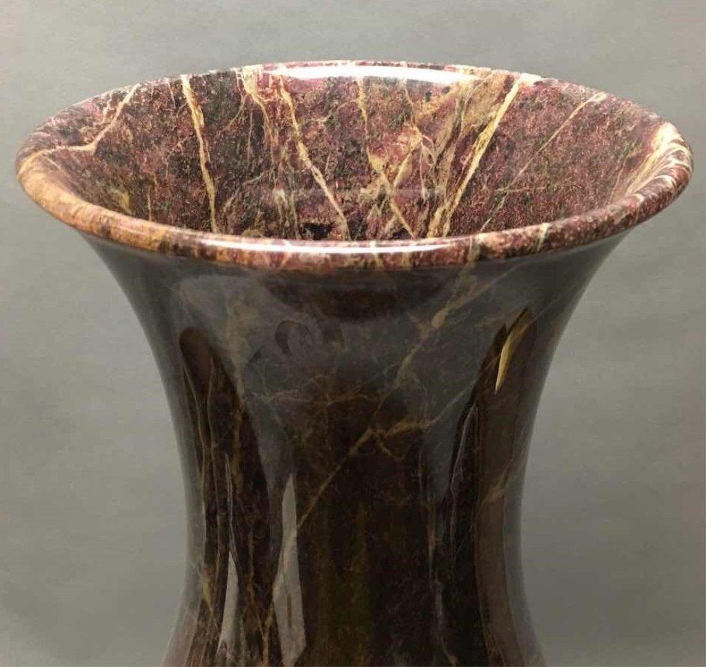 large marble vase - 2