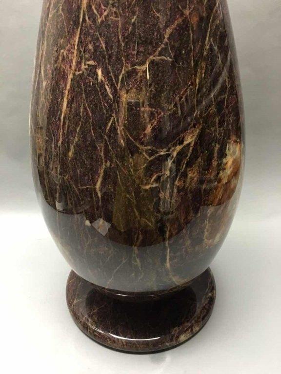 large marble vase - 3