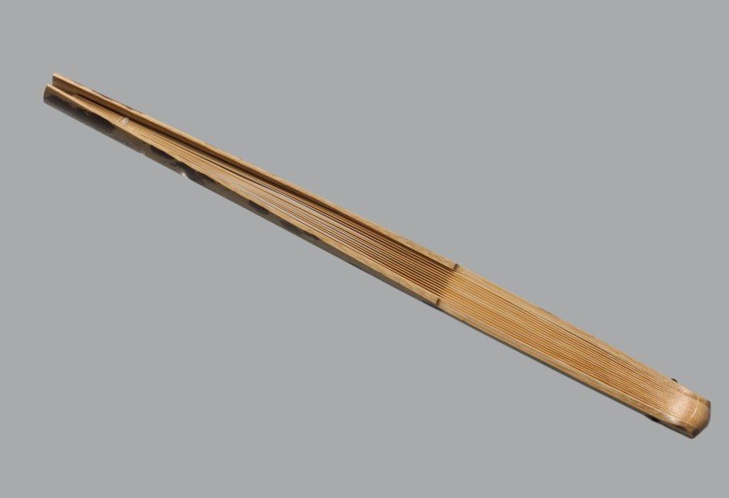 Chinese bamboo fan - 2