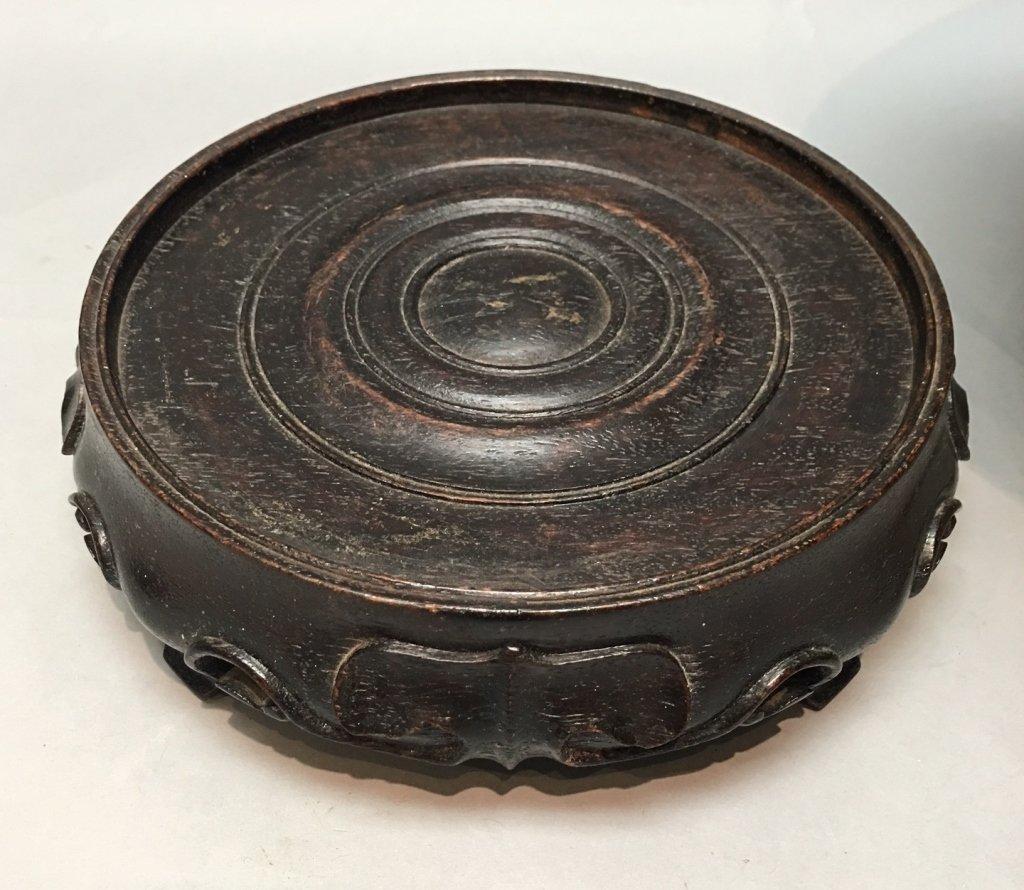 Chinese porcelain wucai jar - 6