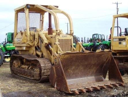 106: CAT 955L Track Loader