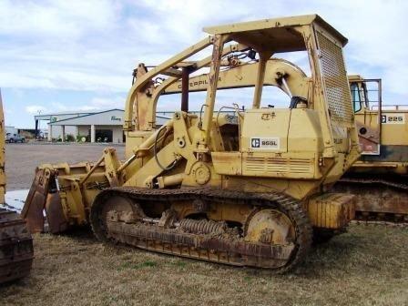 106: CAT 955L Track Loader - 2