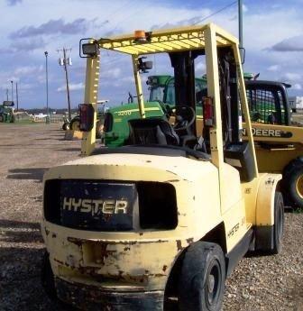 116: Hyster H80 Forklift - 3