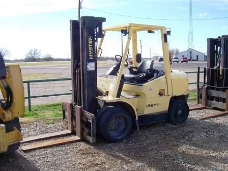 116: Hyster H80 Forklift - 4