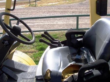 116: Hyster H80 Forklift - 5