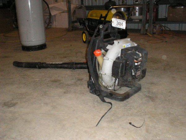 2484: ECHO PB-403T Leaf Blower