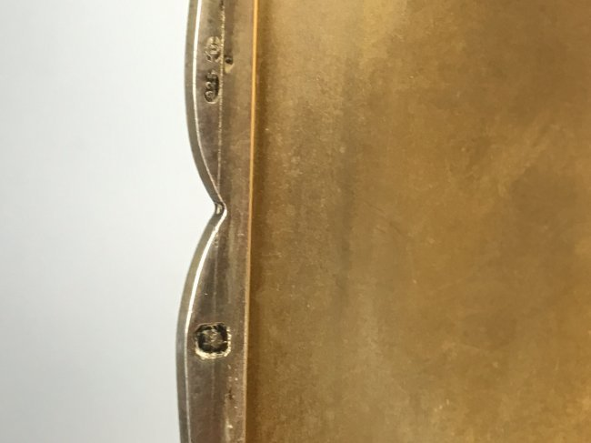 19TH CENTURY AUSTRIAN ENAMELLED STERLING SILVER BOX - 4