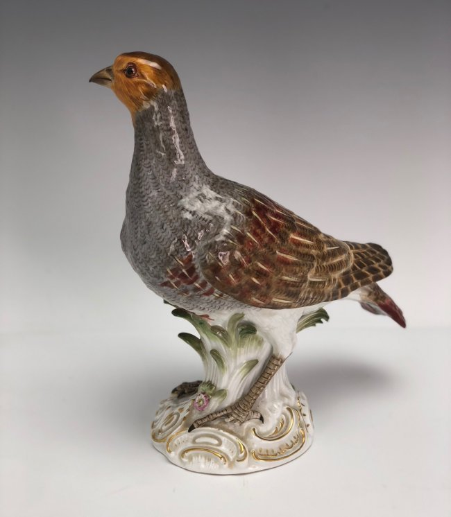 LARGE MEISSEN BIRD