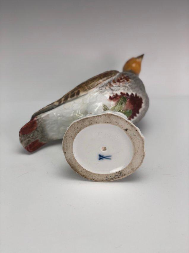 LARGE MEISSEN BIRD - 4