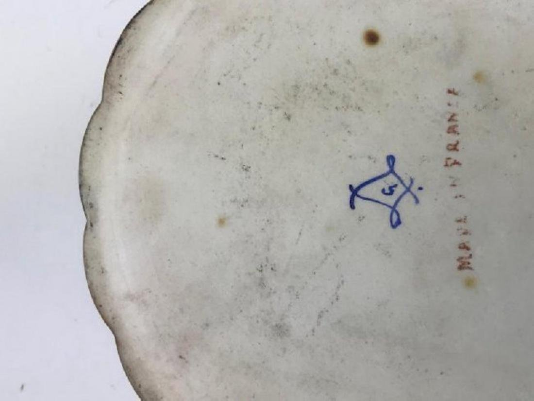 SEVRES PORCELAIN BOX CIRCA 1850 - 5