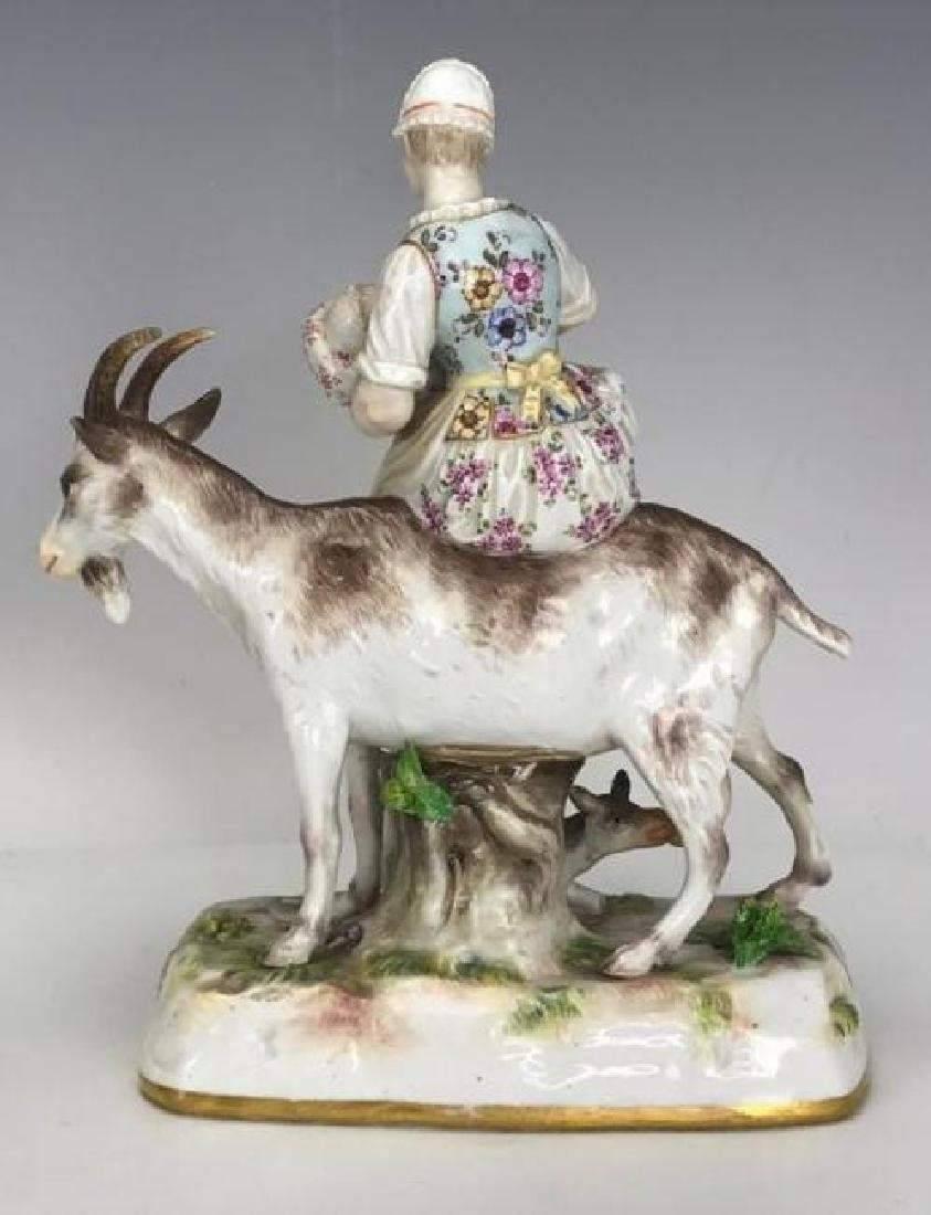 A GOOD 19TH C. MEISSEN GROUP - 3