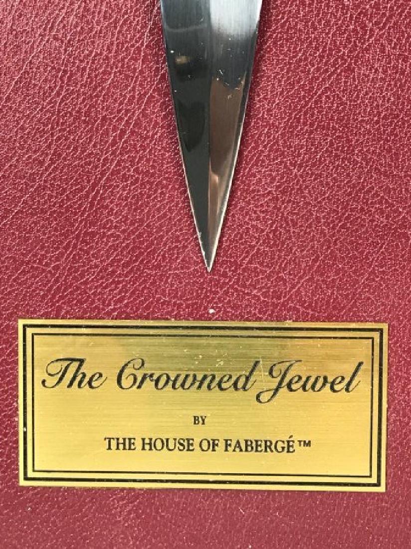 HOUSE OF FABAEGE JEWELED DAGGER - 3