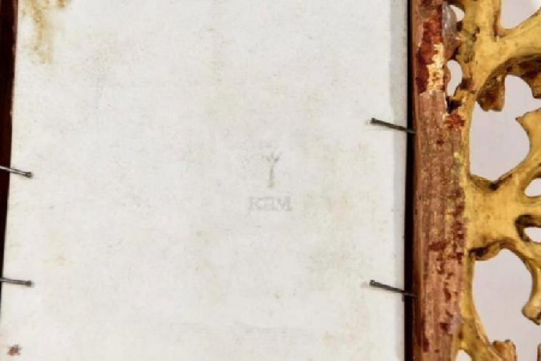 19TH C. BERLIN KPM PORCELAIN PLAQUE - 2