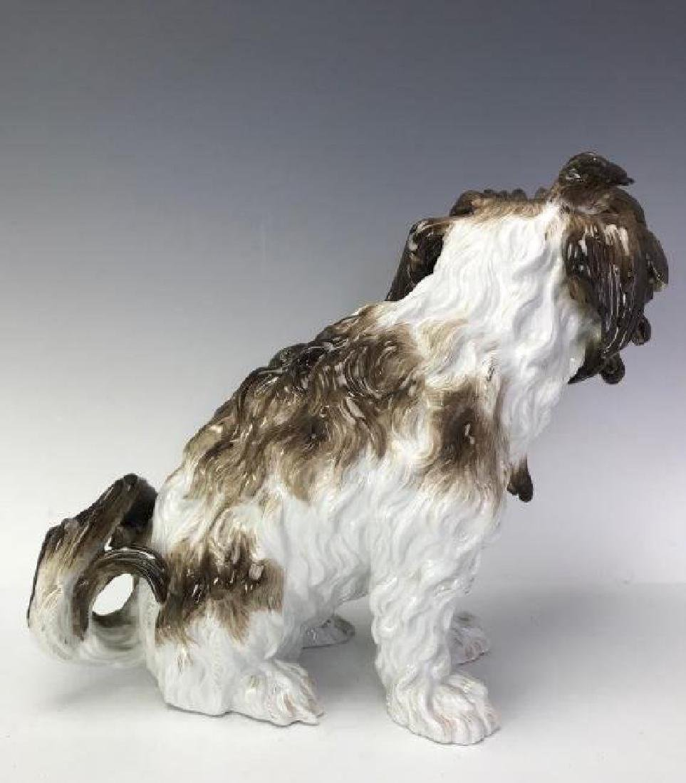 LARGE MEISSEN TERRIER - 3