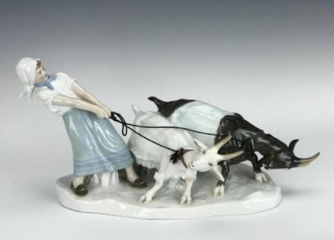 LARGE MEISSEN GROUP