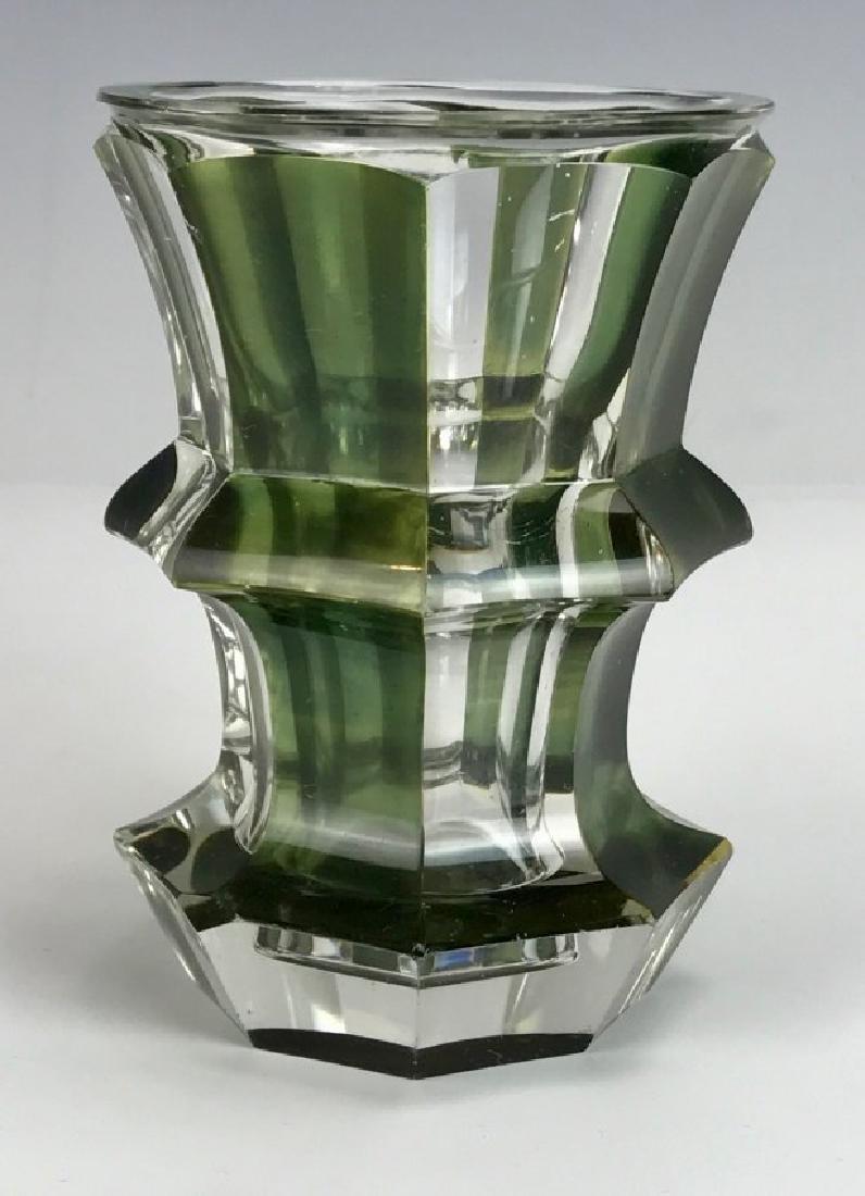 19TH CENTURY AUSTRIAN GLASS BEAKER - 2