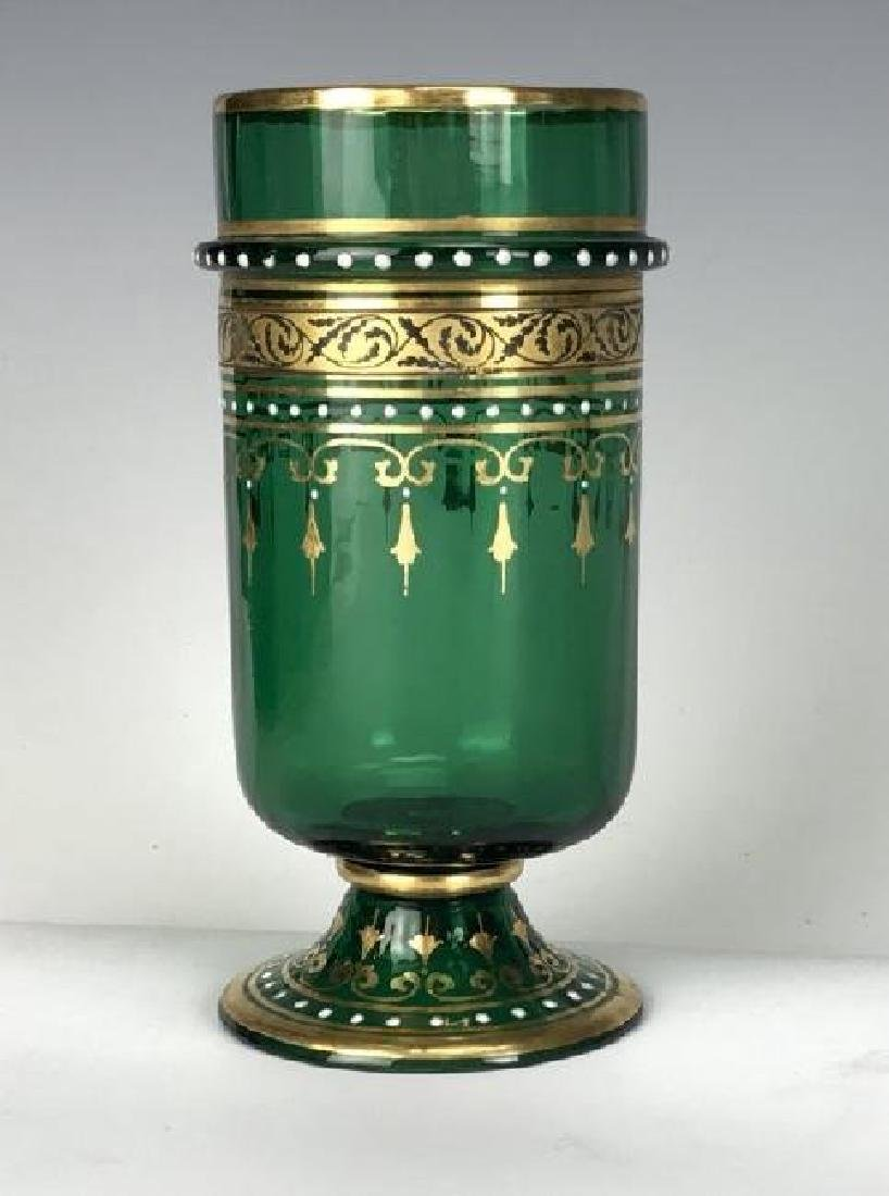 19TH C. LOBMEYR GLASS