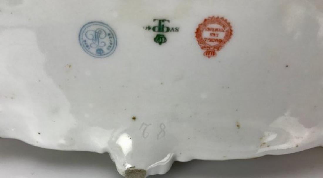 19TH C. SEVRES PORCELAIN BOX - 5