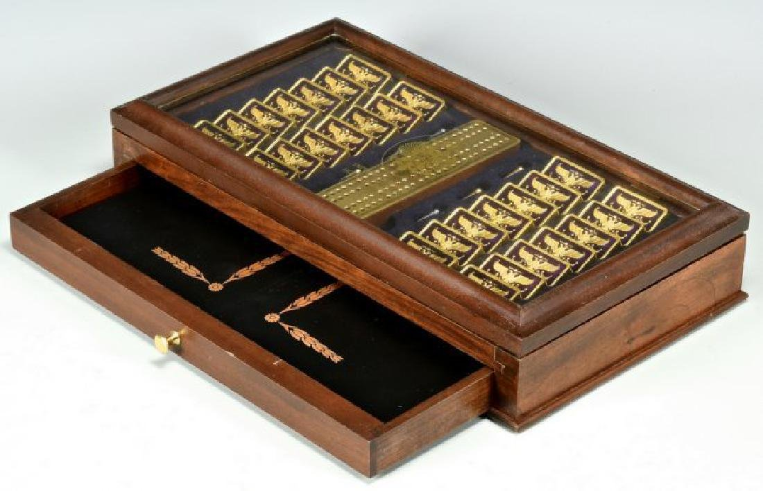HOUSE OF FABERGE IMPERIAL DOMINO SET