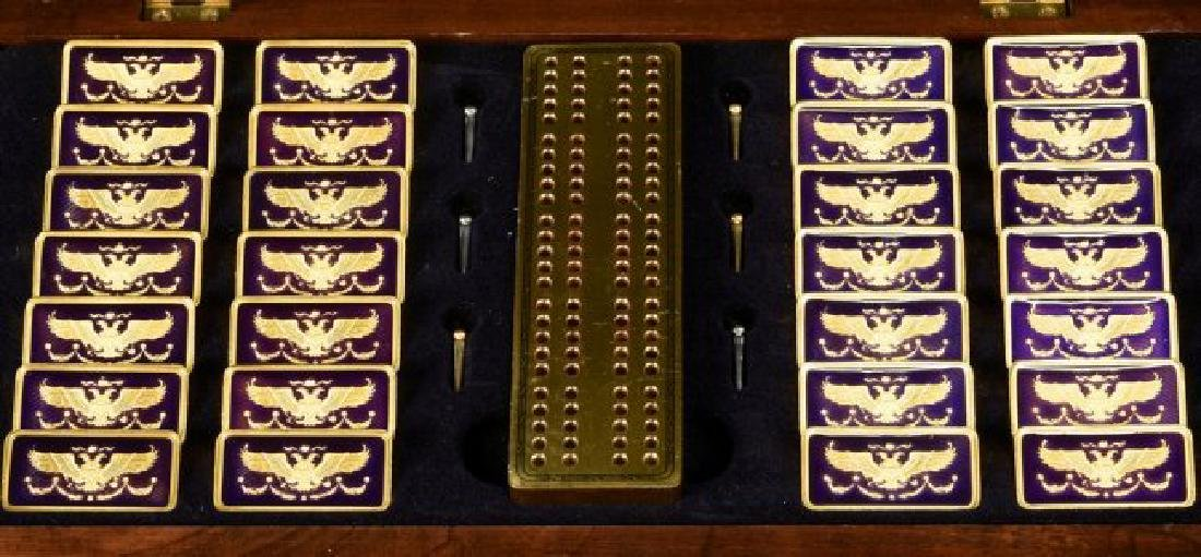 HOUSE OF FABERGE IMPERIAL DOMINO SET - 2