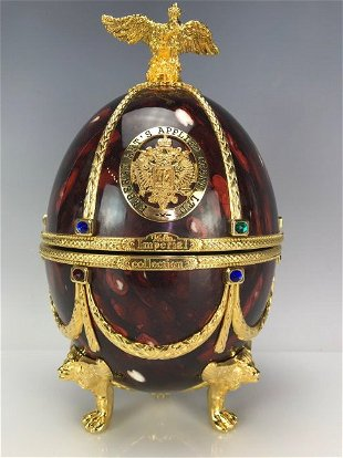 Imperial Collection Of Faberge Vodka Decanter Set Mar 03 2019 Black Rock Galleries In Ct