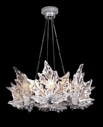 LALIQUE CHAMPS ELYSEE CHANDELIER