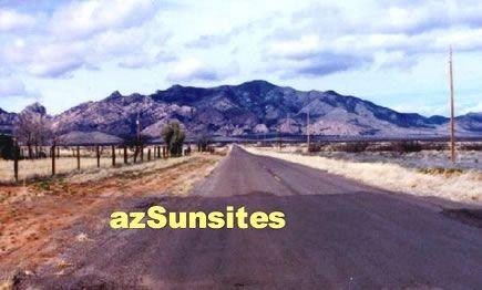 130: ARIZONA: 1 Hour South of Tucson - B&A, $179.00/Mo