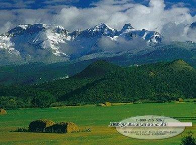 135: COLORADO: Blanca-CORNER LOT; 5 Acres-B&A, $149.00/
