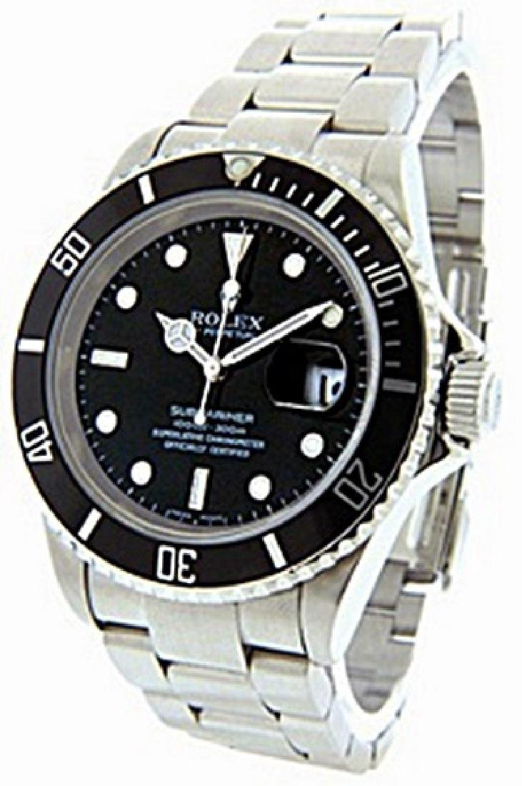 Submariner OysterPerpetual Date Rolex
