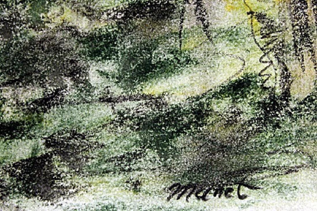 Ms Magdala 1880' - Pastel Drawing - Edouard Manet - 2