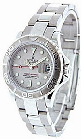 Womens Yacht-Master Date Rolex Watch