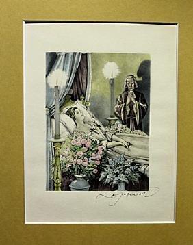 Louis Legrand - Original Drawing