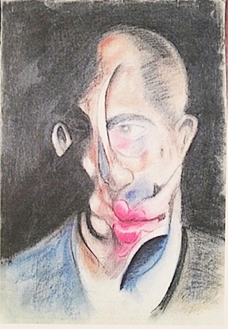 Francis Bacon - Self Portrait NO.2