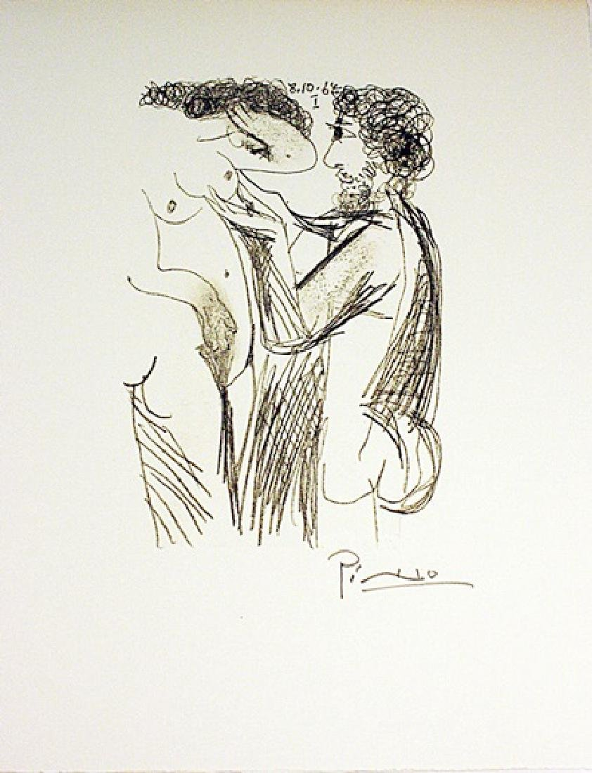 Lithograph after Pablo Picasso